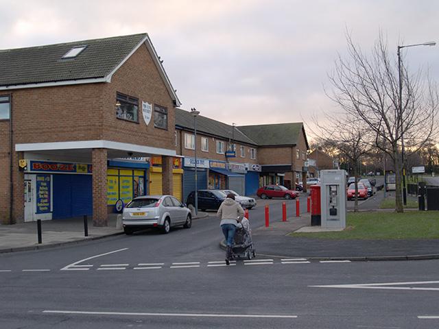 Priestfields Shops
