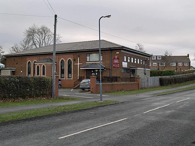 St Bernadette's RC church