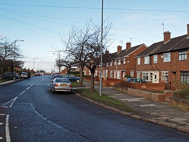 Overdale Road, Park End