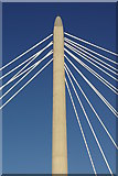 SD3317 : Marine Way Bridge, Southport by Stephen McKay