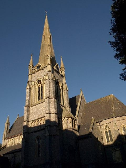 St Mary Magdalene church, Upton, Torquay