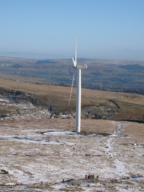 Scout Moor Turbine No 2