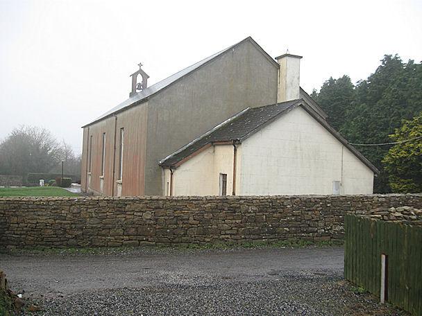 Cadamstown Church