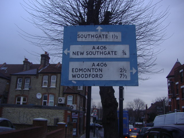Bounds Green pre-Worboys sign