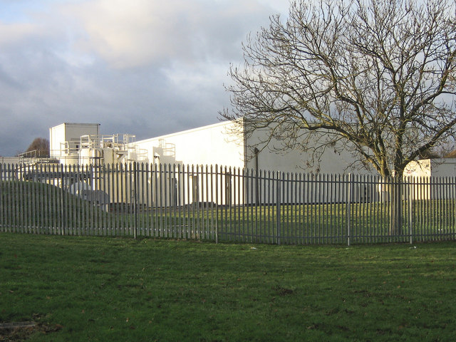 North Orpington Water Treatment Works