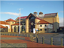 TA2609 : Fishing Heritage Centre, Alexandra Dock, Grimsby by David Wright