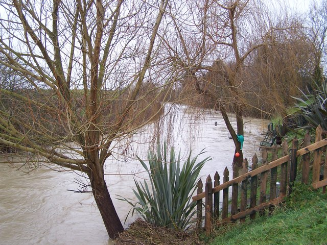 River Witham at Claypole