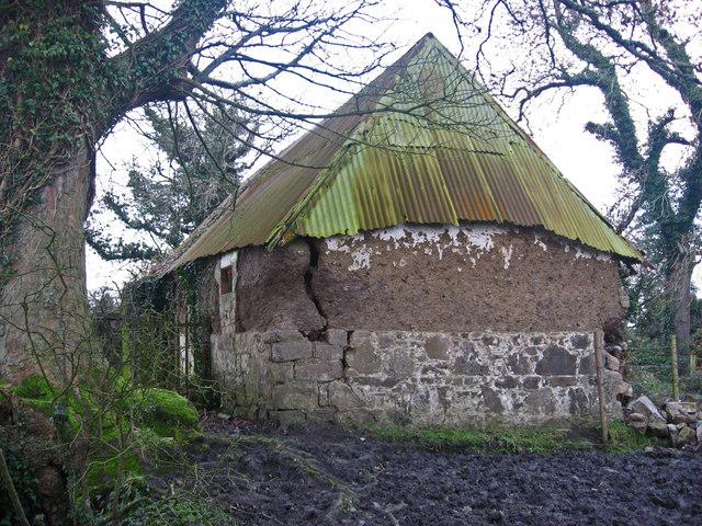 Cottage at Knockbrack, Co. Dublin