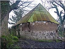 O1659 : Cottage at Knockbrack, Co. Dublin by Kieran Campbell
