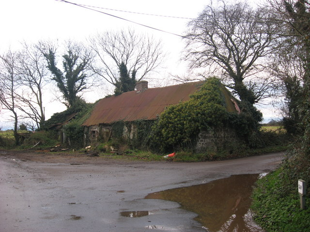 Cottage at Belgee, Co. Dublin