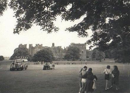 Raby Castle estate (1953)