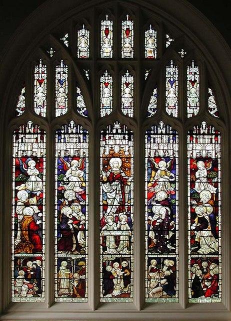 St Margaret of Antioch, Windsor Street, Uxbridge UB8 - Window