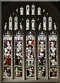 TQ0584 : St Margaret of Antioch, Windsor Street, Uxbridge UB8 - Window by John Salmon