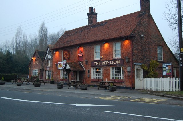 The Red Lion, Margaretting