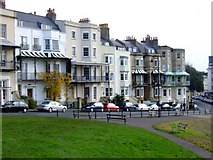 ST5673 : Houses on Sion Hill, Clifton by Bryan Pready