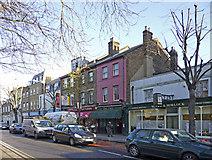 TQ3296 : Silver Street, Enfield by Christine Matthews