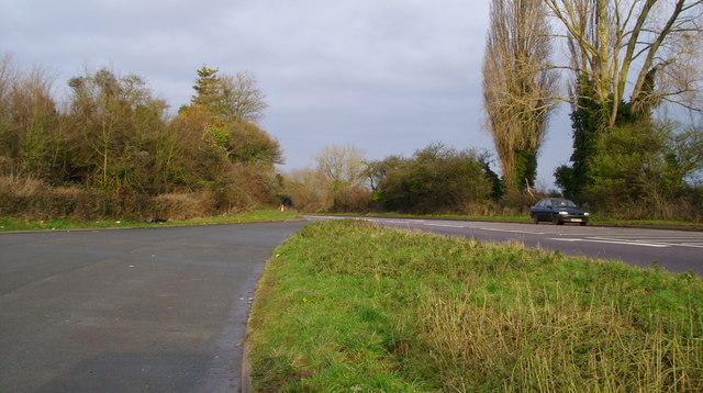 A48 near Minsterworth