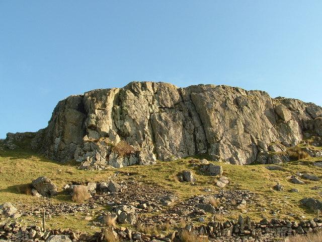 Quadrocks - Main Crag