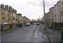 SE1431 : Cambridge Street - Great Horton Road by Betty Longbottom