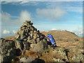 NX4089 : Tarfessock summit by Raibeart MacAoidh