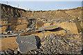 R0289 : Limestone quarry by Bob Jones