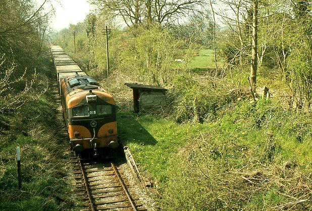 Lougher station near Drogheda