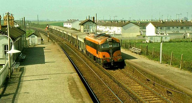Laytown station