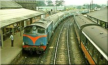 O0974 : Drogheda station by Albert Bridge