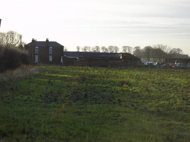 Boreas  Vale  Farm by Martin Dawes