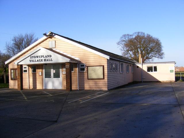 Stowupland Village Hall