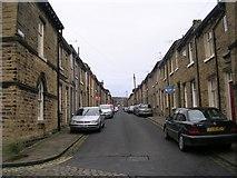 SE1338 : Fanny Street - Albert Terrace by Betty Longbottom