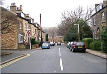 SE1437 : Baker Street - Saltaire Road by Betty Longbottom