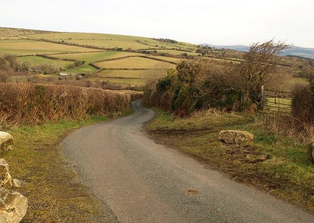 Lane to Gidley Bridge