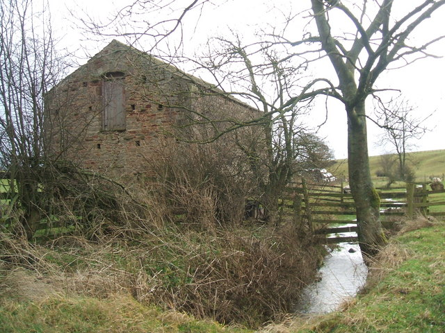 Barn and Blind Beck, Little Musgrave