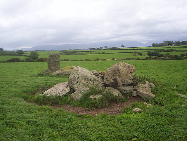 Hendrefor Burial Chamber