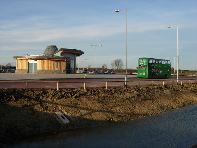 Milton Park and Ride