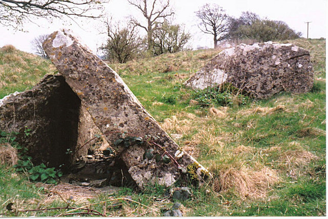 The Camp Long Barrow