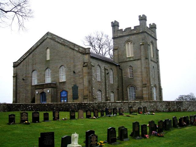 The United Parish Church of Scotland, Canonbie