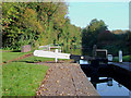 SO8898 : Staffordshire and Worcestershire Canal west of Wolverhampton by Roger  Kidd