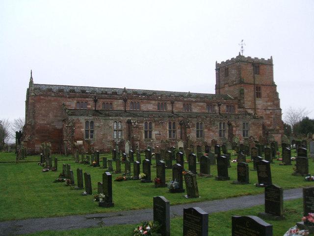 St Michael & All Angels Church, Arthuret