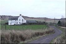 NN9952 : Milton Farm, Tulliemet by Russel Wills