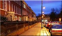 J3372 : University Square, Belfast (3) by Albert Bridge