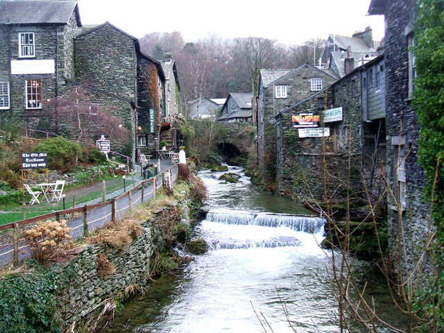 The Old Water Mill, Ambleside