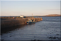 M2208 : Ballyvaughan Harbour by Bob Jones