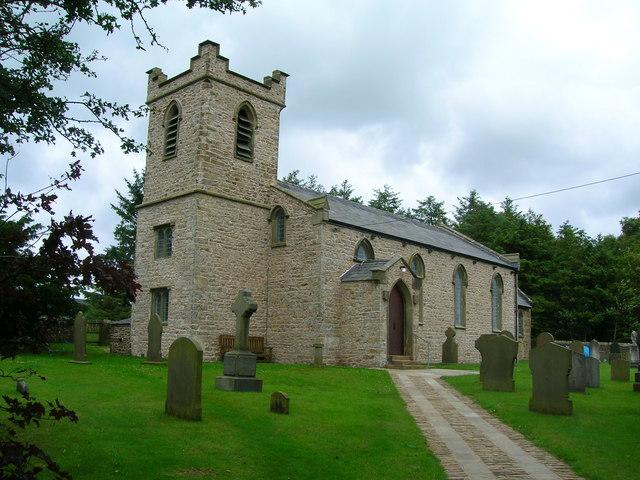 St Eadmer's Church, Bleasdale