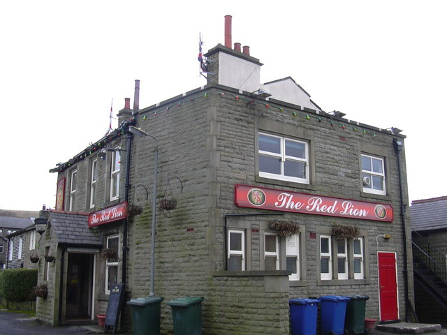 The Red Lion, Higher Cloughfold
