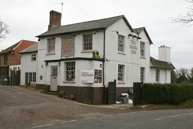 The Cock Inn, Headley