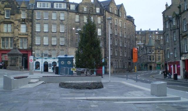 Martyr's Monument, Grassmarket