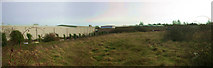 TL8364 : Unused site, Dettingen Way, Bury St. Edmunds by John Goldsmith