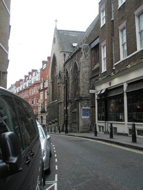Christ Church, Down Street